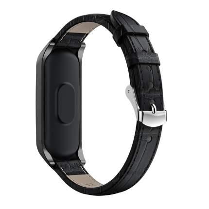 Ремешок для Xiaomi Mi Band 3/4 Black