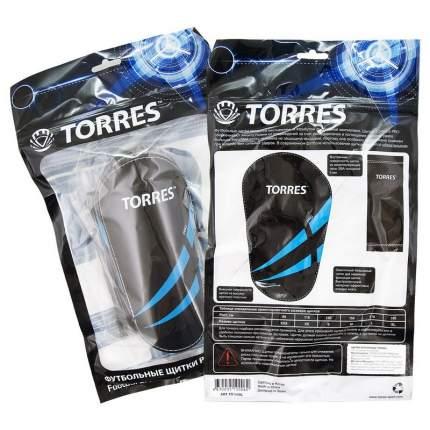 Щитки футбольные Torres Pro, S, Профессиональный