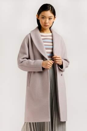 Пальто женское Finn Flare B20-12033 серое S