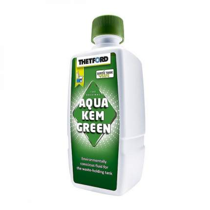 Туалетная жидкость Thetford A/k Green 0,375Л