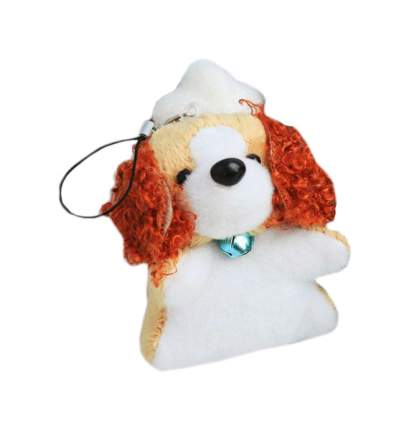 """Мягкая игрушка-подвеска """"Собачка с бубенчиком"""" Sima-Land"""