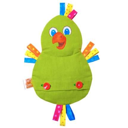 Игрушка-грелка Мякиши Доктор Мякиш-Попугай