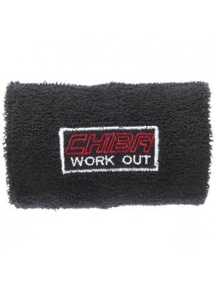 Chiba Напульсники Arm Towel art 40750, Черный