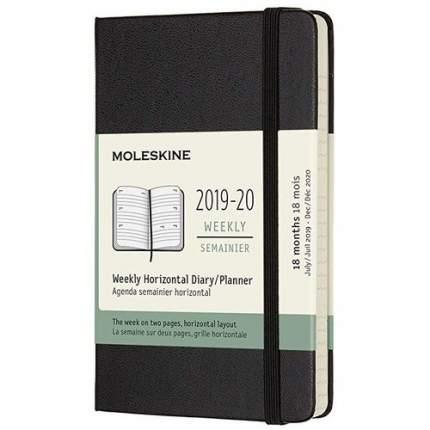 Еженедельник датированный на 18 месяцев Academic Horizontal Pocket, 208 стр. 9 x 14 см
