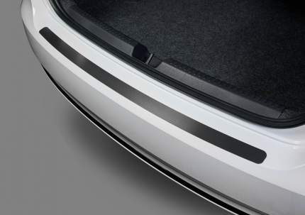 Накладка на задний бампер Rival Volkswagen Polo V седан 2015-н.в., NB.S.5803.1