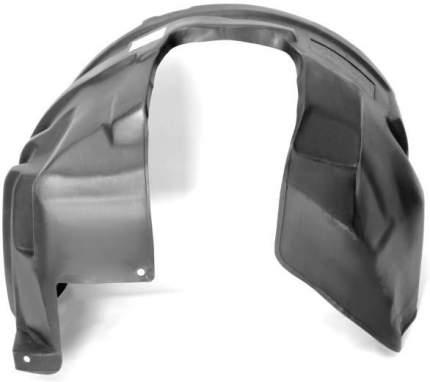 Подкрылок передний правый Rival для Mitsubishi Outlander III 2012-н.в., пластик, 44002006
