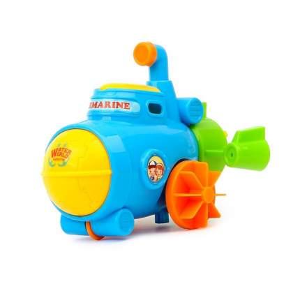 Игрушка заводная водоплавающая «Подводная лодка» Sima-Land