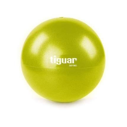Мяч Tiguar TI-PEB026, зеленый, 25 см