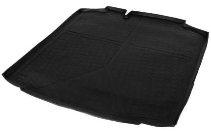 Коврик в багажник RIVAL для Skoda Rapid I, II LB 2012-/VW Polo VI LB 2020- 15102002