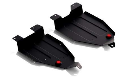 Защита топливного бака АвтоБроня Nissan Murano Z51, Z52 2007-, st 1.8mm, 111.04159.1