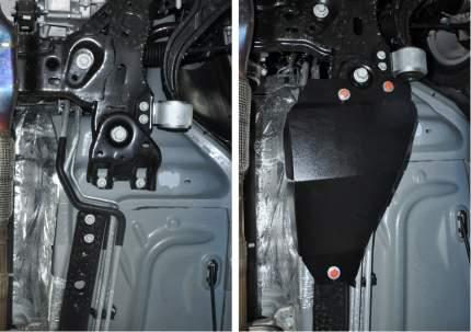 Защита трубок кондиционера АвтоБроня для Ford Explorer V 2010-2015, st 1.8mm, 111.01835.1