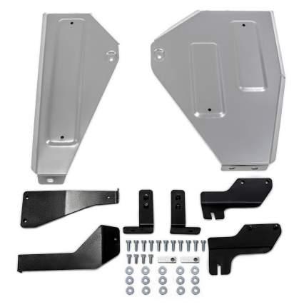 Защита топливного бака Rival Nissan Qashqai/X-Trail/Renault Koleos 4WD 16-, 333.4149.1