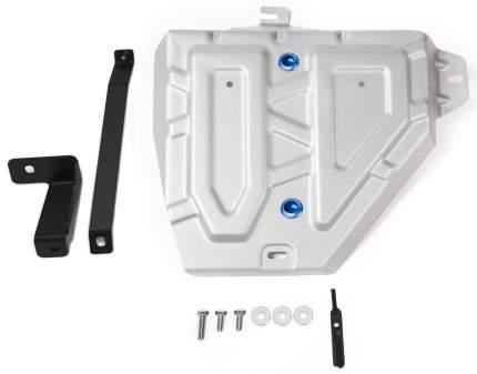 Защита топливного бака Rival Hyundai Creta 16-20 20-, штампованная, AL 3mm, 333.2365.1
