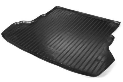 Коврик багажника Rival для Kia Rio III седан 2011-2015 2015-2017, полиуретан, 12803003