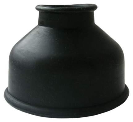 Чёрная уплотнительная насадка для помпы размер S