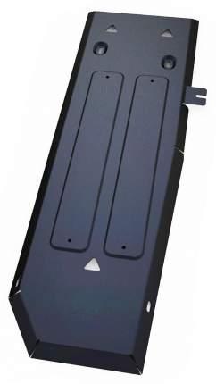 Защита топливного бака АвтоБроня для Ford Ranger III 2011-2015, st 1.8mm, 111.01845.1