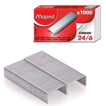 Скобы для степлера Maped STANDARD 324405