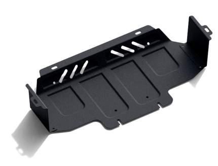 Защита радиатора АвтоБроня Kia Sorento I 2006-2009, st 1.8mm, без крепежа, 1.02807.1