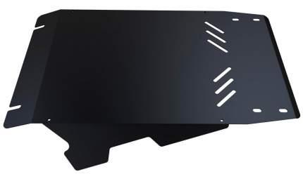 Защита радиатора АвтоБроня для Kia Bongo IV 4WD 2008-2012, st 1.8mm, 111.02819.2