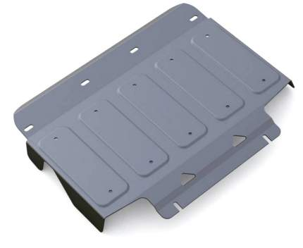 Защита радиатора Rival Infiniti QX56 2010-2013/QX80 2013-, al 4mm, без крепежа, 3.2408.1