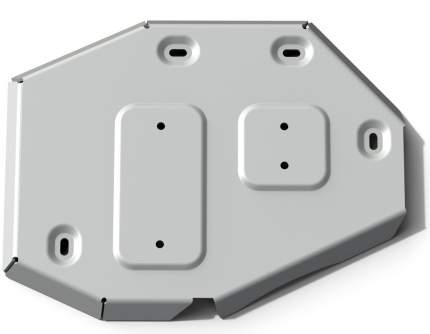 Защита редуктора Rival для Jeep Cherokee KL 4WD 2014-2018, алюминий 4 мм, 333.2727.1