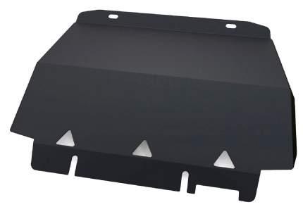 Защита радиатора АвтоБроня для Ford Ranger III 2011-2015, st 1.8mm, 111.01829.1