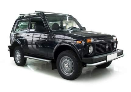 Защита порогов d57 Rival Lada 4х4 2121 I внедорожник 3-дв. 1995-н.в., R.6002.003