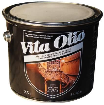 Масло Интерьерное Vita Olio Беленый дуб 10 л. с воском
