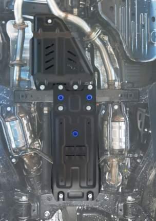 Защита КПП Rival Lexus LX III 2007-/Toyota Land Cruiser 200 2007-, st 1.8mm, 111.9507.1