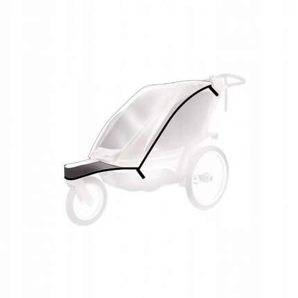 Дождевик THULE на детскую коляску Chariot Chinook-2