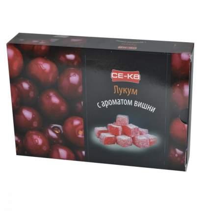 """Лукум Се-ка """"С ароматом вишни"""", 225 гр"""