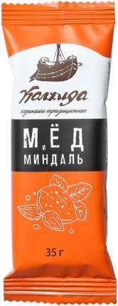 """Гозинаки традиционные Колхида """"Мед и миндаль"""", 35 гр"""