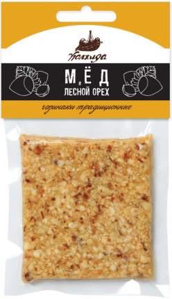 """Гозинаки традиционные Колхида """"Мед и лесной орех"""", 35 гр"""