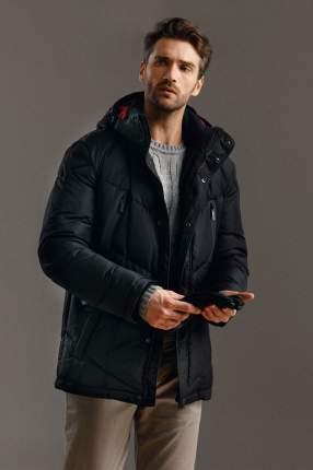 Зимняя куртка мужская Finn Flare W19-21009 черная M