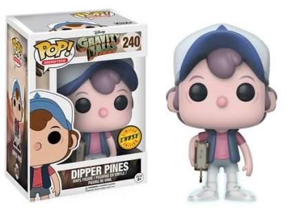 Funko Фигурка Диппер Гравити Фолз (Dipper Gravity Falls Chase Pop) № 240