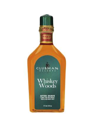 Clubman After Shave Whiskey Woods Лосьон после бритья, 177 мл