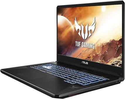 Игровой ноутбук ASUS TUF Gaming FX705DT-AU027T (90NR02B2-M01040)