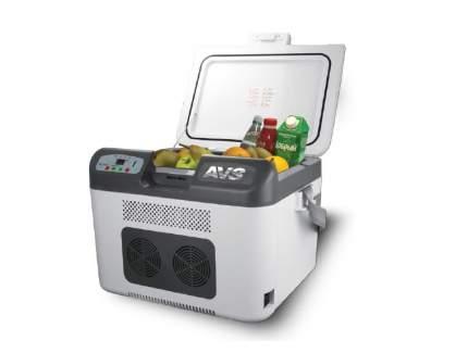 Автохолодильник AVS AVS CC-27WBC серый, белый