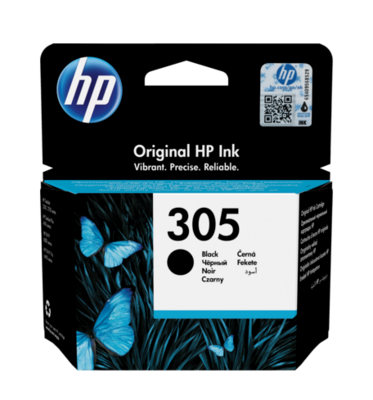 Картридж для струйного принтера HP 305 (3YM61AE) черный, оригинал