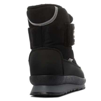 Ботинки для мальчиков Jog Dog, цв. черный, р.34