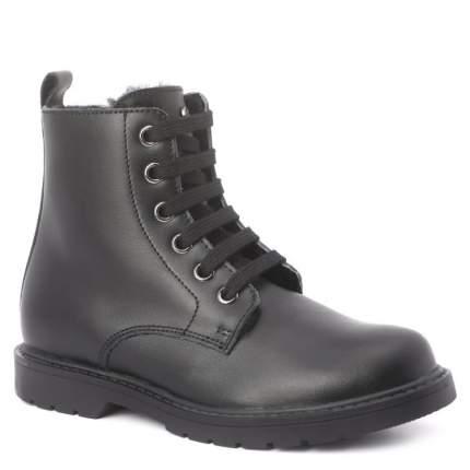 Ботинки для мальчиков Naturino, цв. черный, р.26