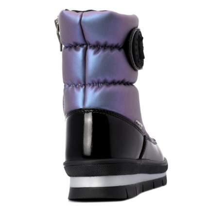 Ботинки для девочек Jog Dog, цв. фиолетовый, р.26