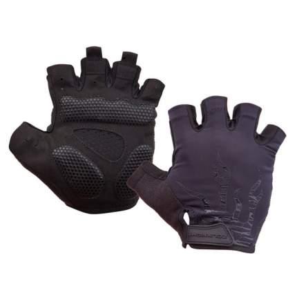 Велоперчатки Stels ZL2313, черный, L