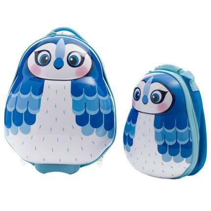 Чемодан и рюкзак Heys 13030-3200-00 Travel Tots Blue Jay *3200 Blue Jay