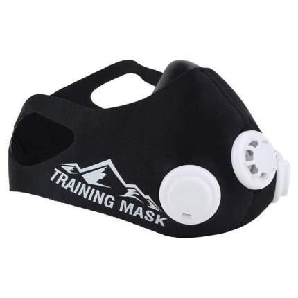 Тренировочная маска Elevation Training Mask 2.0 черный L