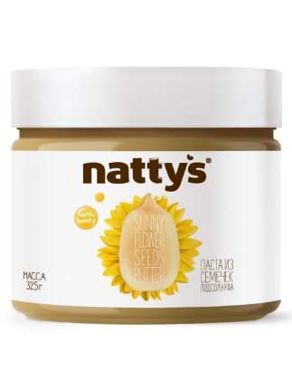 Паста Nattys Sunny из семечек подсолнуха 325 г