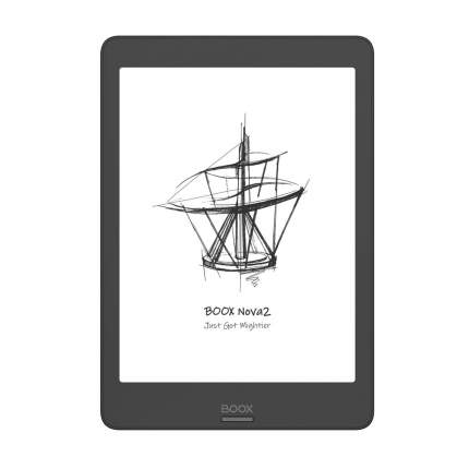 Электронная книга ONYX BOOX NOVA 2