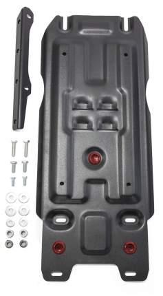 Защита КПП АвтоБроня Lexus LX III 2007-/Toyota LC 200 2007-, st 1.8mm, 111.09507.1