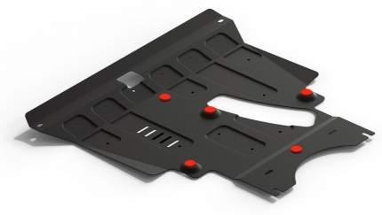 Защита картера и КПП АвтоБроня Toyota Caldina/Ipsum/Matrix/Noah 4WD 01-07, 111.05742.1