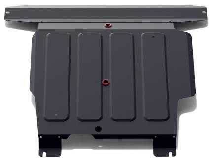 Защита картера и КПП АвтоБроня Nissan/Almera/Bluebird Sylphy/Sunny/Wingroad, 111.04101.1